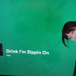 A Bebida Que Bebo